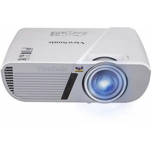 ViewSonic Projektor PJD5353Ls (DLP, XGA, 3200 ANSI, 20000:1, HDMI, 3D Ready)
