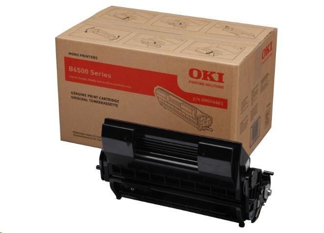 OKI Toner black | 13 000str | B6500