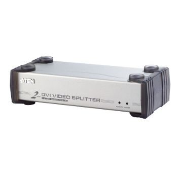 Aten VS-162 Video Spliter DVI + Audio (2 porty)