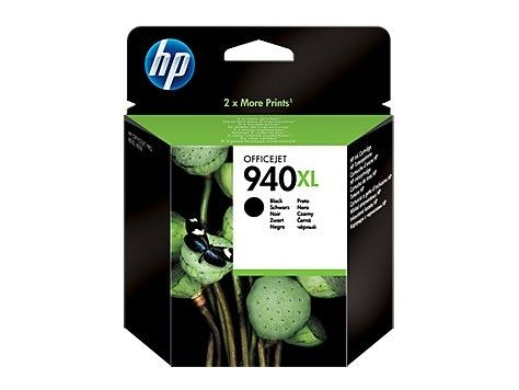 HP Tusz HP 940XL black | Officejet