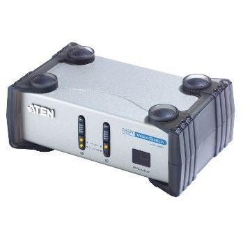 Aten VS-261 przełącznik DVI Video 2/1 + audio