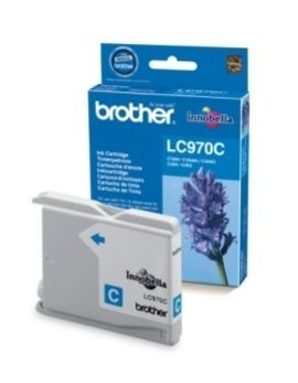 Brother Tusz LC970C cyan | 300str | DCP135 / DCP150 / MFC235 / MFC260