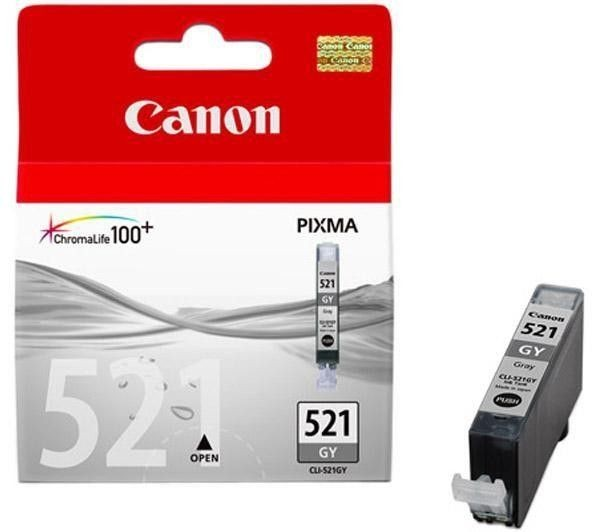 Canon tusz CLI521GY grey do PIXMA MP9800 (9ml)