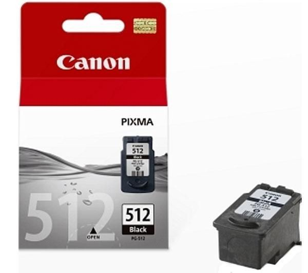 Canon Tusz PG512 black | MP240/MP260/MP270/MP480/MX360