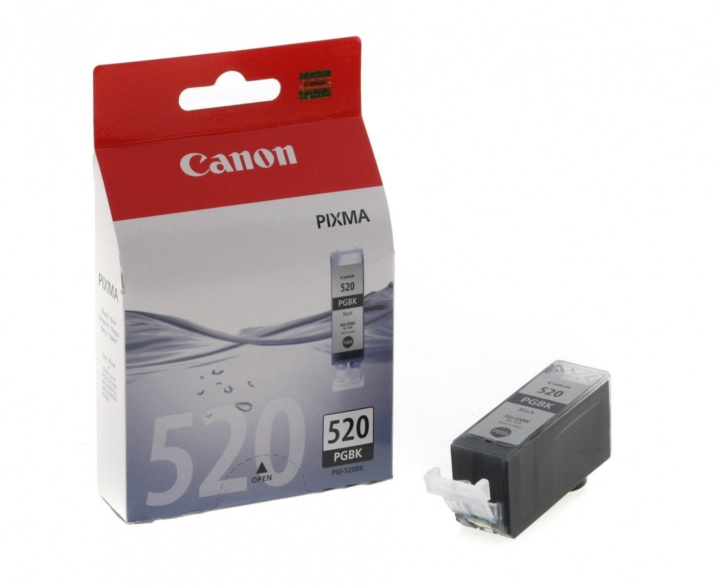 Canon Tusz PGI520BK black | IP3600/IP4600