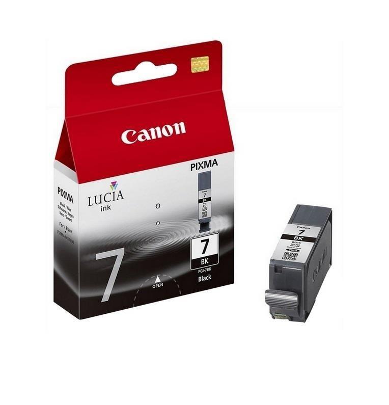 Canon tusz PGI7BK black