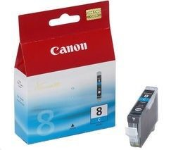 Canon tusz CLI8C cyan BLISTER with security (13ml, iP3300/4200/4300/5200/5300)