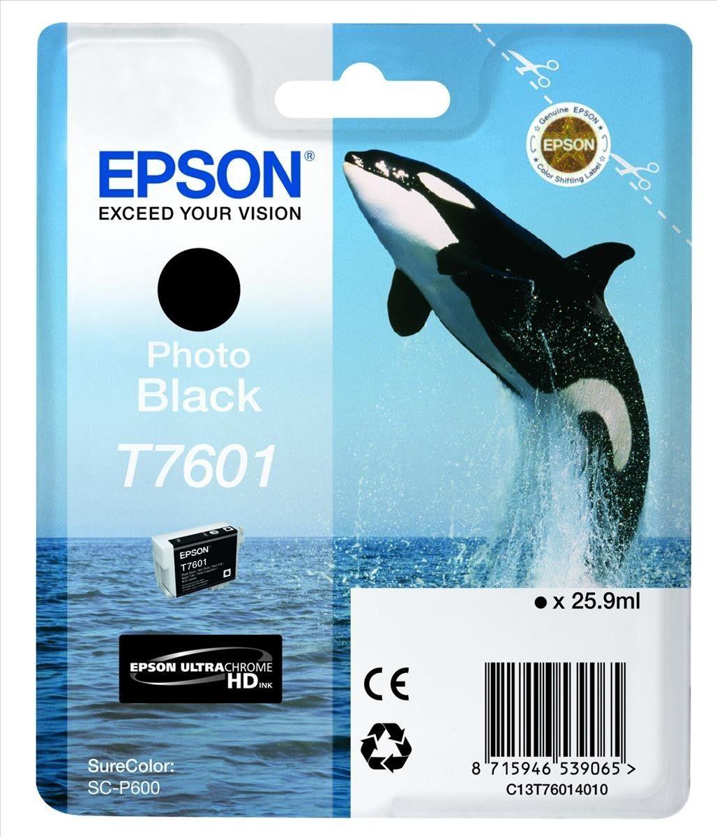 Epson Tusz Photo Black | SureColor SC-P600