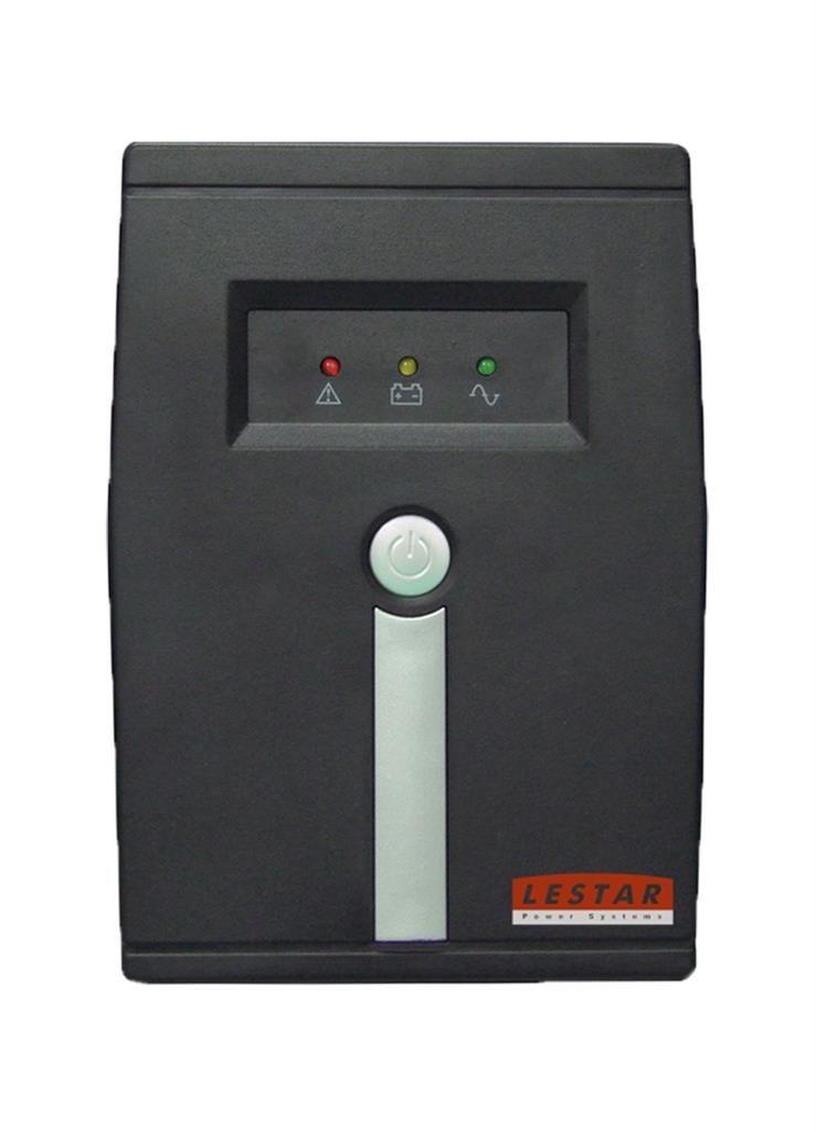 Lestar UPS MC-655 600VA/360W AVR 4xIEC + gratis ZX 510 G-A K.:CZ 1,0M