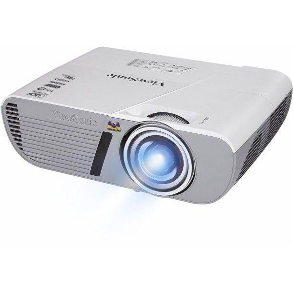 ViewSonic Projektor PJD5553Lws (DLP, WXGA, 3200 ANSI, 20000:1, HDMI, 3D Ready)