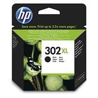 HP Tusz HP 302XL Black