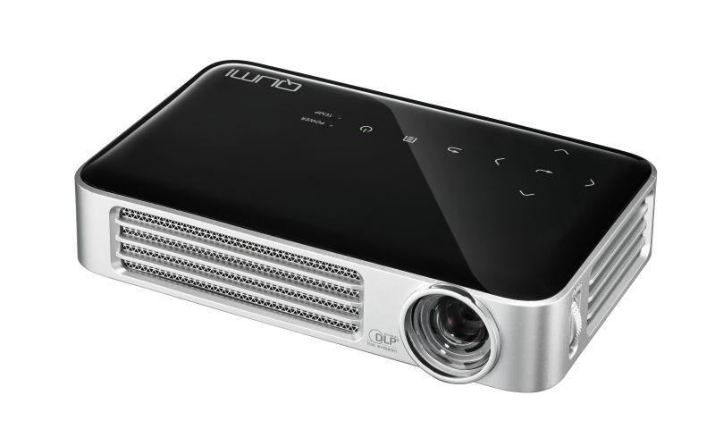 Vivitek Projektor QUMI Q6 czarny (WXGA,LED,800 ANSI,30.000:1,HDMI/MHL,USB, WiFi)