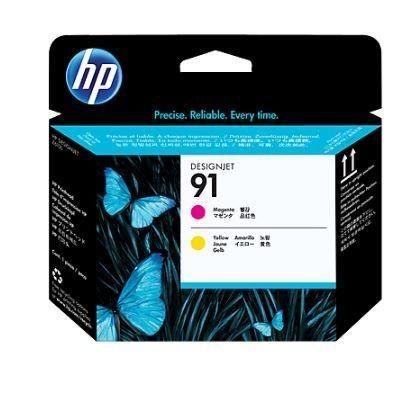 HP głowica HP No 91 magenta + yellow (Z6100)