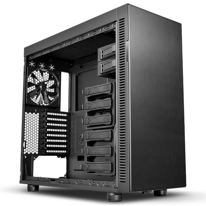 Thermaltake Suppressor F51 USB3.0 Window - Black