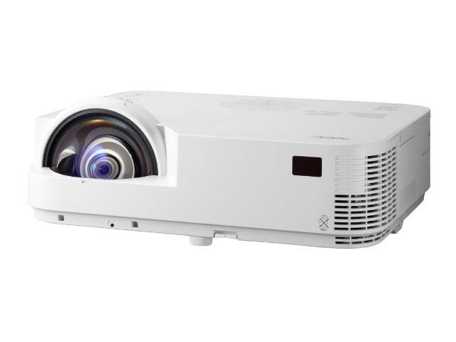 NEC Projector M303WS, SHORT-THROW, DLP, WXGA, 3000AL, 10.000:1