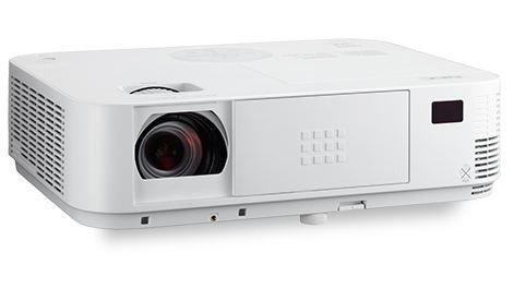 NEC Projektor M363W WXGA (3600lm, x 1.7 zoom, 10000:1)