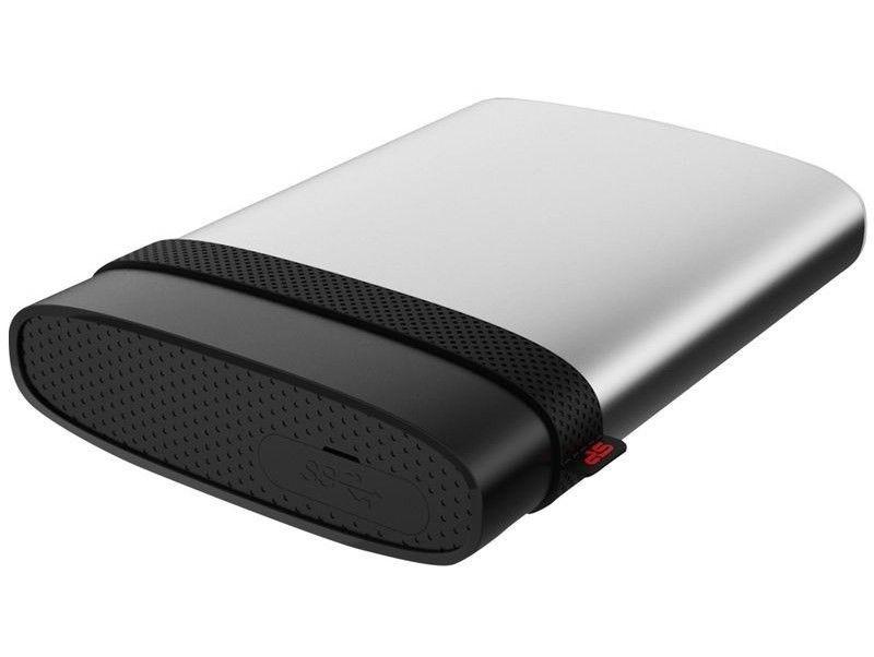 Silicon-Power Dysk zewnętrzny Armor A85 2.5'' 1TB USB 3.0, IP68, Czarny