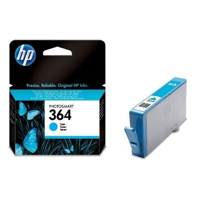 HP tusz cyan No 364 do D5460/D7560 (300str)