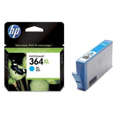 HP tusz cyan No 364XL do D5460/D7560 (750str)