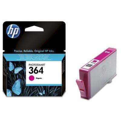HP tusz magenta No 364 do D5460/D7560 (300str)
