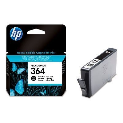HP tusz photo black No 364 do D5460/D7560 (250str)