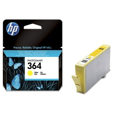 HP tusz yellow No 364 do D5460/D7560 (300str)