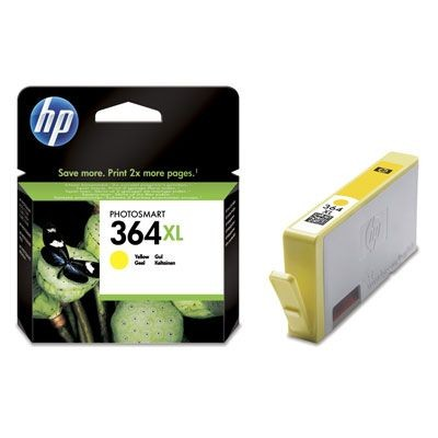 HP tusz yellow No 364XL do D5460/D7560 (750str)