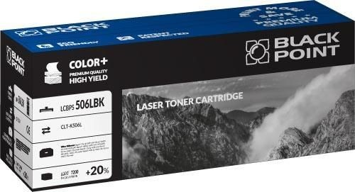Black Point Toner Black Point LCBPS506LBK | black | 7200 str. | Samsung CLT-K506L