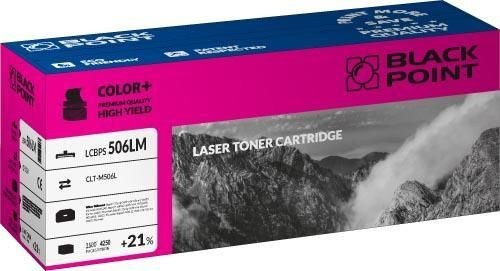 Black Point Toner Black Point LCBPS506LM | magenta | 4250 str. | Samsung CLT-M506L