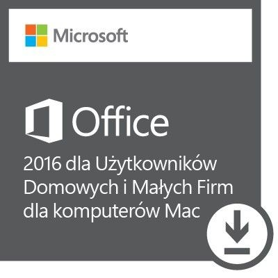 Microsoft Office Mac Home Business 2016 All Languages - ESD