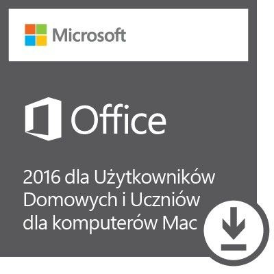 Microsoft Office Mac Home and Student 2016 All Languages - ESD