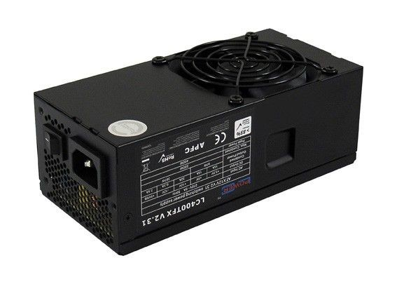 LC-Power ZASILACZ 350W LC400TFX V2.31 85+ 80MM 2x PCI-e 4x SATA