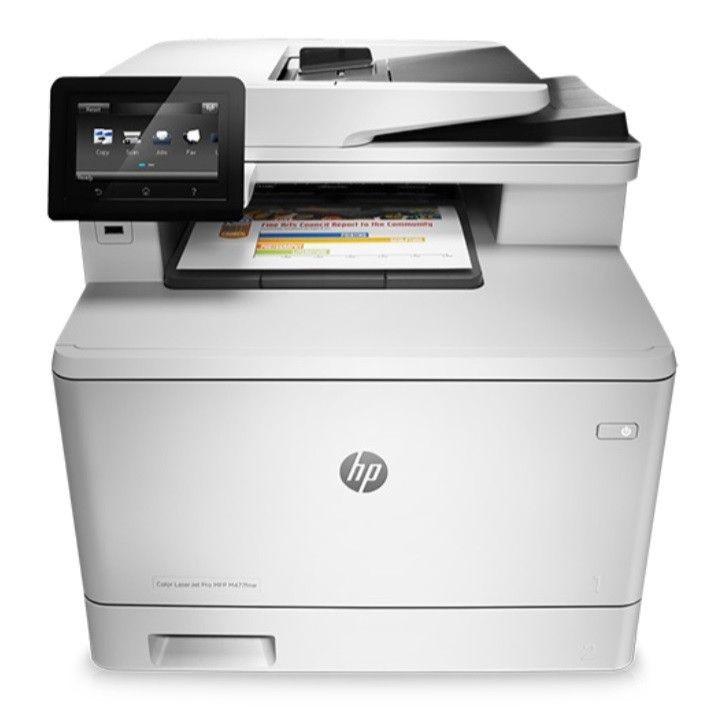HP Color LaserJet PRO M477fdn MFP CF378A