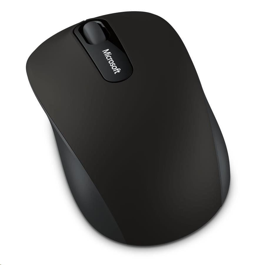 Microsoft Bluetooth Mobile 3600 Black, Mouse