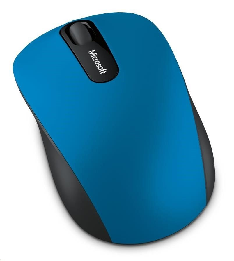 Microsoft Mobile Mouse 3600 PN7-00024 Black, Blue, Bluetooth, Wireless
