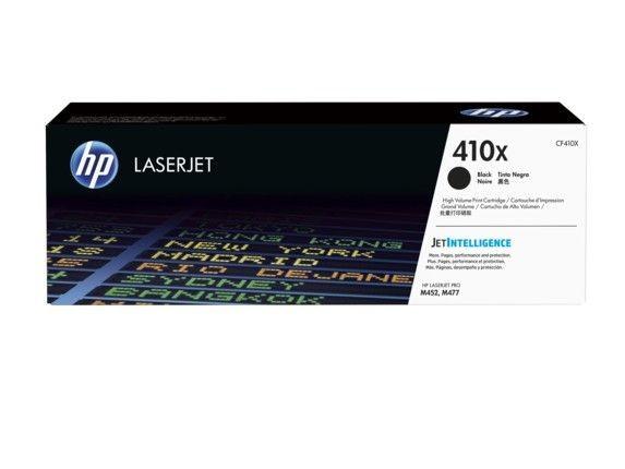 HP Toner HP 410X black | LaserJet Pro M452/477