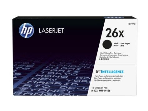 HP Toner HP 26X black