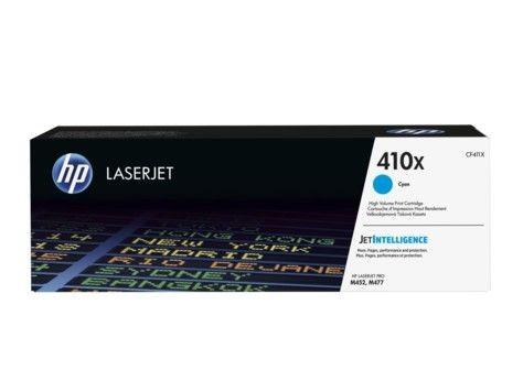 HP Toner HP 410X cyan | LaserJet Pro M452/477