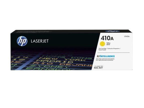 HP Toner HP 410A yellow | LaserJet Pro M452/477
