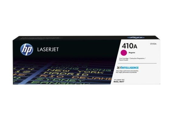 HP Toner HP 410A magenta | LaserJet Pro M452/477