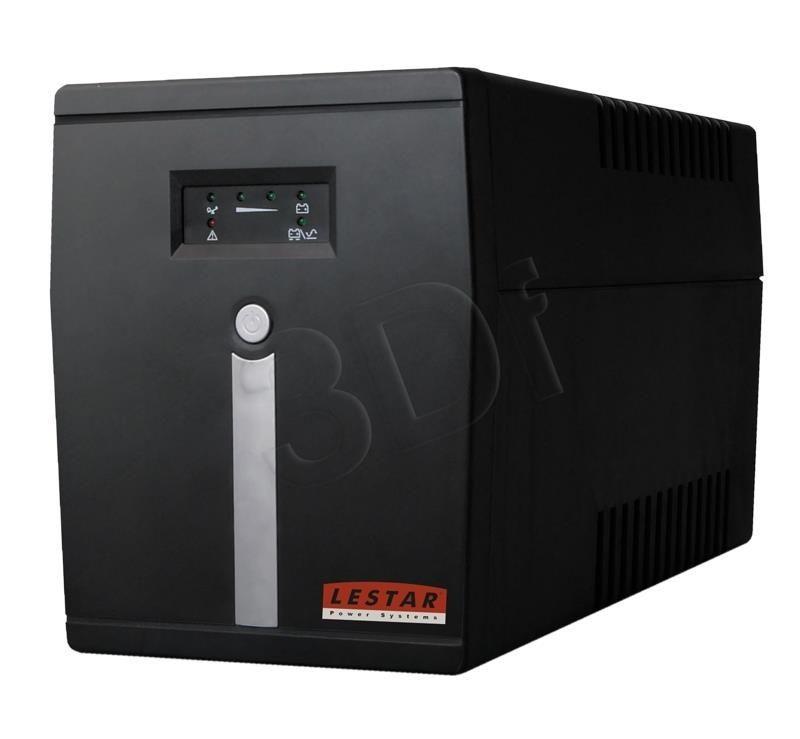 Lestar UPS MC-2000SU 2000VA AVR 2XSCH + 2XIEC USB