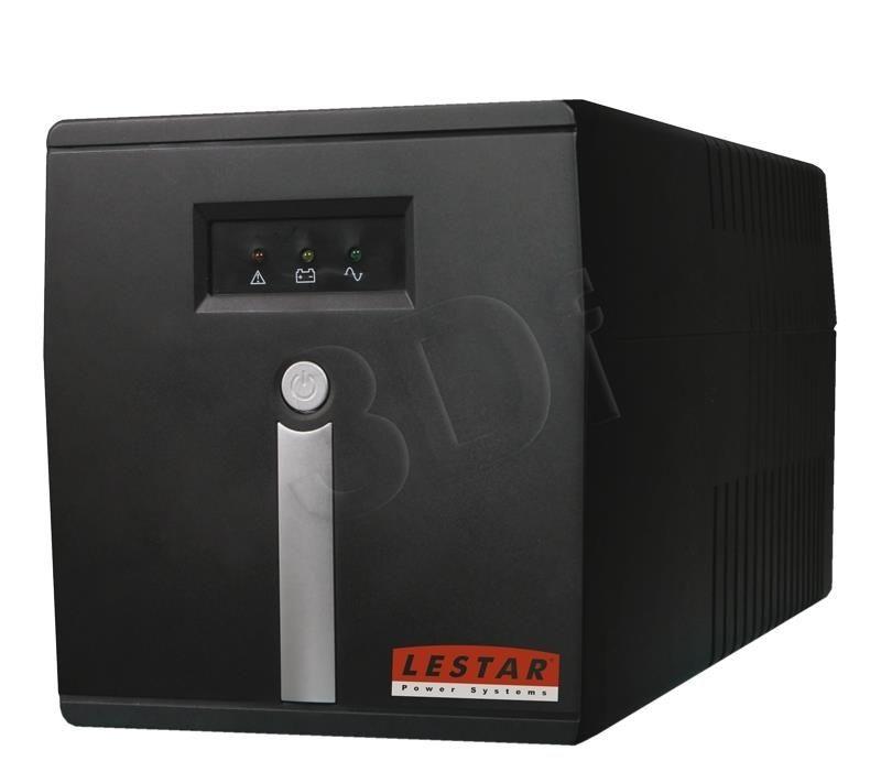Lestar UPS MC-1200FU AVR 2xFR + 2xIEC USB