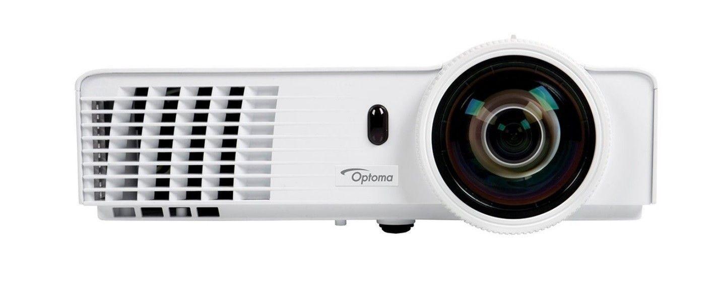 Optoma Projector W303ST (DLP, 3000 ANSI, WXGA, 18000:1, Full 3D)