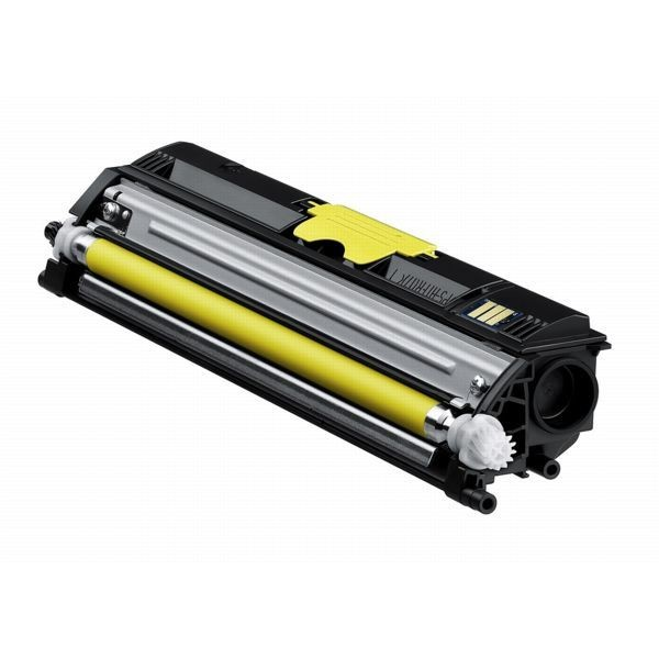 Konica Minolta Toner | 1500 str | Yellow | mc 1600W/1650EN/1680MF/1690MF