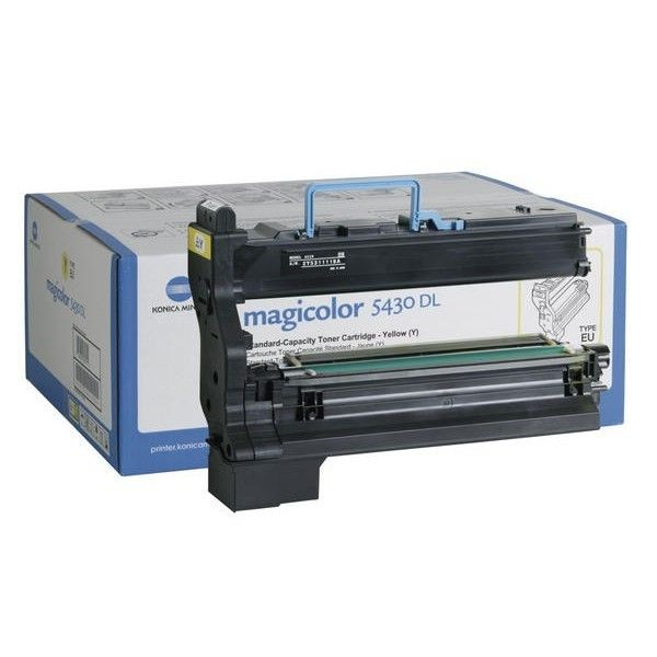 Konica Minolta toner yellow do MC5430 (6000str)