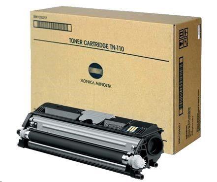 Konica Minolta Toner TN-110 | 16000 str | Black | Bizhub 190f