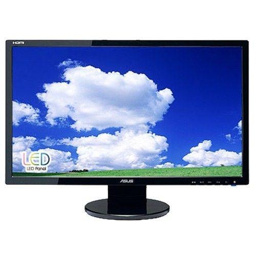 Asus Monitor Asus VE248HR 24inch, D-Sub/HDMI/DVI, głośniki
