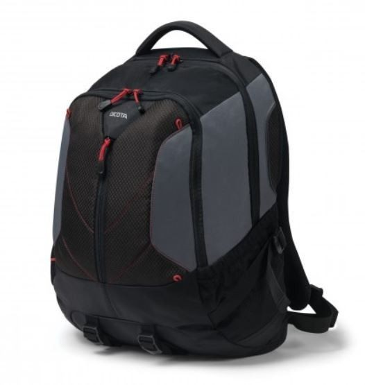 Dicota Backpack Ride 14-15.6 black Plecak na notebook czarny