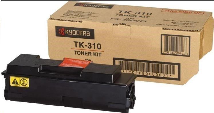 Kyocera toner TK-310 do FS2000D/DN/DTN/3900/4000 (12000str)