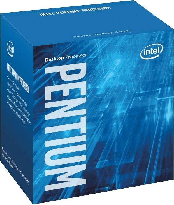 Intel Pentium G4500, Dual Core, 3.50GHz, 3MB, LGA1151, 14nm, 51W, VGA, BOX